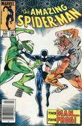Amazing Spider-Man (1963 1st Series) Canadian Price Variant 266