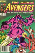 Avengers (1963 1st Series) Canadian Price Variant 244
