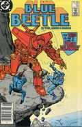 Blue Beetle (1986 DC 1st Series) Canadian Price Variant 15