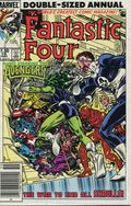 Fantastic Four (1961 1st Series) Annual Canadian Price Variant 19