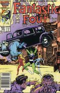Fantastic Four (1961 1st Series) Canadian Price Variant 291