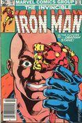 Iron Man (1968 1st Series) Canadian Price Variant 167