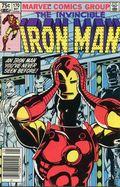 Iron Man (1968 1st Series) Canadian Price Variant 170