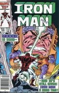Iron Man (1968 1st Series) Canadian Price Variant 205