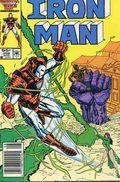 Iron Man (1968 1st Series) Canadian Price Variant 209