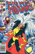 New Mutants (1983 1st Series) Canadian Price Variant 15