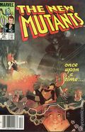 New Mutants (1983 1st Series) Canadian Price Variant 22