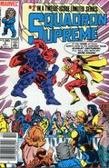 Squadron Supreme (1985 1st Series) Canadian Price Variant 2