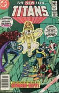 New Teen Titans (1980) (Tales of ...) Canadian Price Variant 25