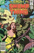 Swamp Thing (1982 2nd Series) Canadian Price Variant 8