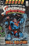 Adventures of Superman (1987) Annual Canadian Edition 1