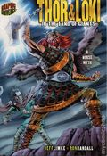 Graphic Universe: Thor and Loki In the Land of Giants GN (2007 Lerne) A Morth Myth 1-1ST