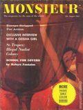 Monsieur (1957-1968 Monsieur Publications) Vol. 6 #4
