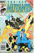 New Mutants (1983 1st Series) Canadian Price Variant 37