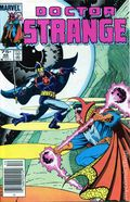 Doctor Strange (1974 2nd Series) Canadian Price Variant 68