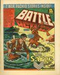 Battle Action (1977-1981 IPC) UK 256