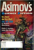 Asimov's Science Fiction (1977-2019 Dell Magazines) Vol. 21 #2