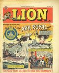 Lion (1960-1966 IPC) UK 2nd Series Aug 8 1964