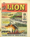 Lion (1960-1966 IPC) UK 2nd Series 19640627