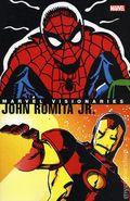 Marvel Visionaries John Romita, Jr. TPB (2019 Marvel) 1-1ST