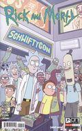 Rick and Morty (2015 Oni Press) 57A