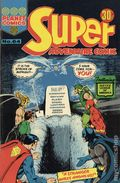 Super Adventure Comic (Australian Series 1950-1960 K.G. Murray) 64