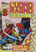 L'Uomo Ragno Gigante (Italian Series 1976-1984 Editoriale Corno) Amazing Spider-Man 62