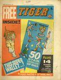 Tiger (1954 Fleetway) UK 19630928
