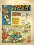 Tiger (1954 Fleetway) UK 19610624