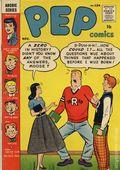Pep Comics (1940-1987 Archie) 124