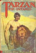 Tarzan the Untamed HC (1920 A Grosset & Dunlap Novel) 1st U.S. Edition 1-1ST