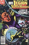 Legion of Super-Heroes (1980 2nd Series) Canadian Price Variant 332