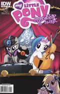 My Little Pony Friendship Is Magic (2012 IDW) 9HOTTOPIC