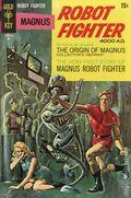 Magnus Robot Fighter (1963 Gold Key) 22.15C