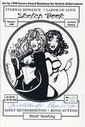 Eternal Romance Labor of Love Sketchbook (1998 Best Destiny) 0