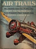 Air Trails (1976-1978 Challenge Publications) Pulp 3rd Series Vol. 2 #1