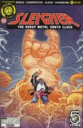 Sleigher The Heavy Metal Santa Claus (2016 Action Lab/Danger Zone) 4