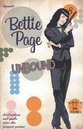 Bettie Page Unbound (2019 Dynamite) 8D
