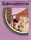 Armchair Detective (1967-1997 Mysterious Press) Vol. 16 #4
