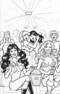 Red Sonja and Vampirella meet Betty and Veronica (2019 Dynamite) 7L