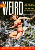 True Weird (1955-1956 Weider) Strange-Fantastic-True Magazine 1