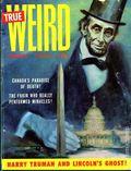 True Weird (1955-1956 Weider) Strange-Fantastic-True Magazine 2