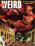 True Weird (1955-1956 Weider) Strange-Fantastic-True Magazine 3