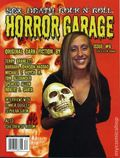 Horror Garage (2000-2006 Under the Volcano) Magazine 8