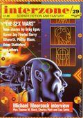 Interzone Science Fiction and Fantasy (1984 Allenwood Press) Magazine 29