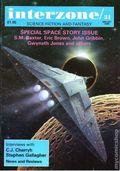 Interzone Science Fiction and Fantasy (1984 Allenwood Press) Magazine 31