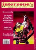 Interzone Science Fiction and Fantasy (1984 Allenwood Press) Magazine 41