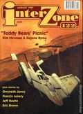 Interzone Science Fiction and Fantasy (1984 Allenwood Press) Magazine 122