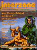Interzone Science Fiction and Fantasy (1984 Allenwood Press) Magazine 182
