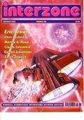 Interzone Science Fiction and Fantasy (1984 Allenwood Press) Magazine 186